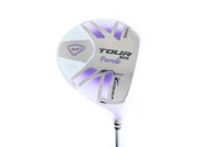 460CC titaniul alloy golf driver for lady use,Flex L