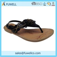 Wholesale latest design slipper sandal