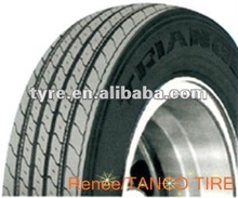 Stock truck and bus tyres 12R22.5