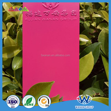 Pink High Gloss Powder Coating On Oven Powder Coating