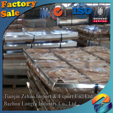 hot selling laminated galvanized steel plate / sheet