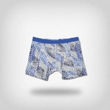 Latest Jinjiang manufacturer full bamboo print men funny underwear