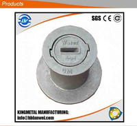 China Manufacturer Cast Ductile Iron /Grey Iron Surface Box