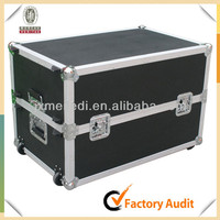 MLD-FC378 Classic Power Amp storage High quality Keyboard Piano Rolling Road Aluminium Flight Case