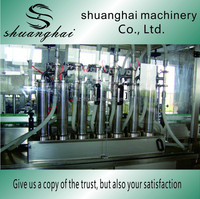 Fully automatic cooking oil filling machine