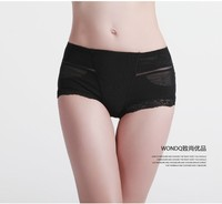 Seamless Underwear Women Black Fashion Transparent Lace Lady Briefs Hot Sexy Adults Panties