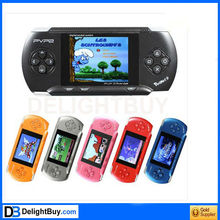2.5 inch PVP pocket 9 16-bit video game player system console TV OUT 35 games 6 colors