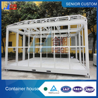 Mobile Container House for show room