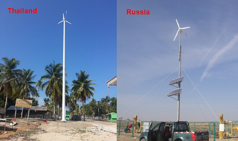 1000w 48v/96v home wind turbine/ willmill turbine for sale