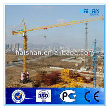 Used Tower Crane with CE, ISO and GOST