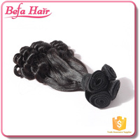 Alibaba express wholesale fummi hair,full ends with no split,Befa raw virgin hair weaving