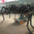 KANO-082 Artificial Realistic Animatronic Spider