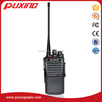 PX-680D 5W 6.25mhz channel space dPMR radio