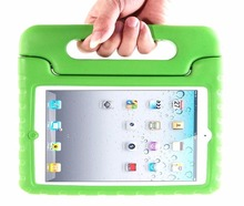 EVA Foam High Quantity Protective Kids Case for iPad handle cover