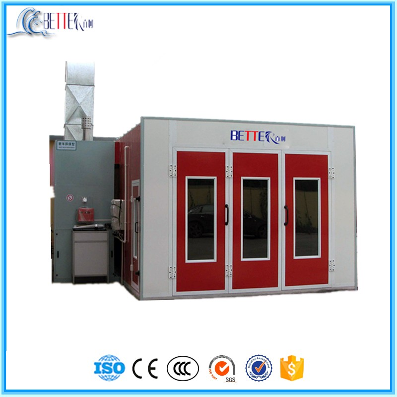 2015 popular product CE paint spraying cabin/cars rooms painting/car paint booth