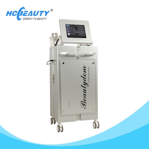 Ultrasound cavitation fat removal body firming liposuction slimming machine