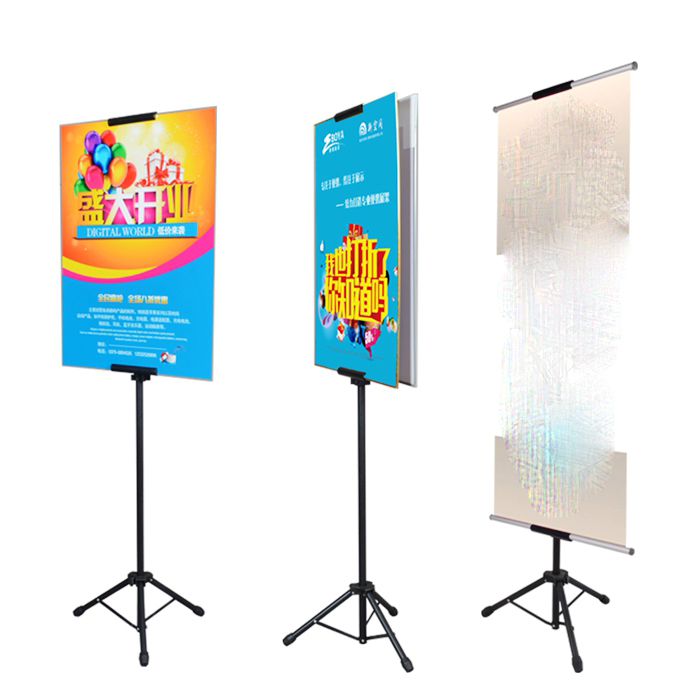 No Moq Limited Poster Display Easel Tripod Poster <strong>Stand</strong> Easel <strong>stand</strong>