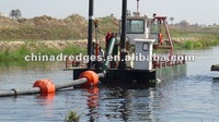 12 Inch Cutter Suction Dredge