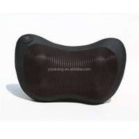 car & home use hot sale car neck rest massage pillow with manufacture