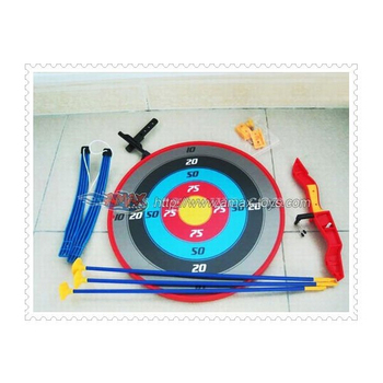 ht-35881F Bow and arrow set Child Play Toy