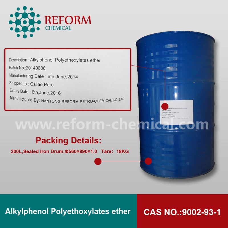Emulsifier SOPE/Alkylphenol Polyethoxylates ether/Secondary octyl phenol polyoxyethylene ether
