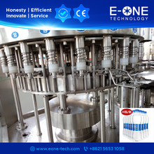 Small Bottle Water Filling Machine/Bottled Water Production Line /turnkey /ro water plant price