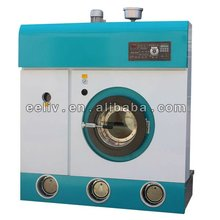 Closed cool system/large distillation box used dry cleaning equipment