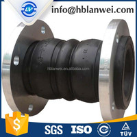 Pump and Valve Used Double Sphere Flexible Pipe Rubber Connector