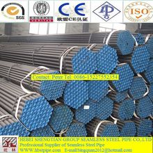 "NPS 1/2"" seamless carbon steel pipes API 5L/ASTM A53/A106 Gr.B"