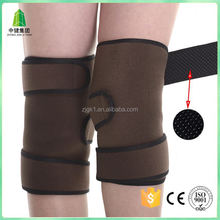 Customized breathable fitness the amazon best selling neutral new style heated knee brace