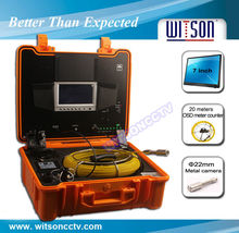 WITSON handheld inspection camera with DVR