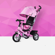 2017 Lowest Price Manufacture Three Wheels Baby Tricycle