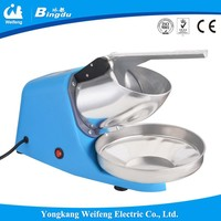 electric automatic ice block crusher machine price