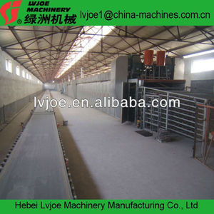 Full Automatic equipment for the production construction material equipment Paper Faced Gypsum Board Production Line With CE,ISO