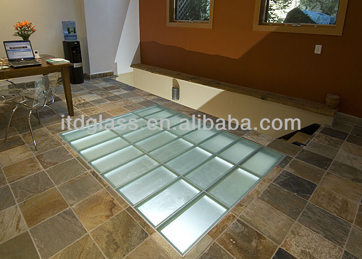 ITD-SF-LGS0130 High Quality Building Safety Floor Laminated Glass
