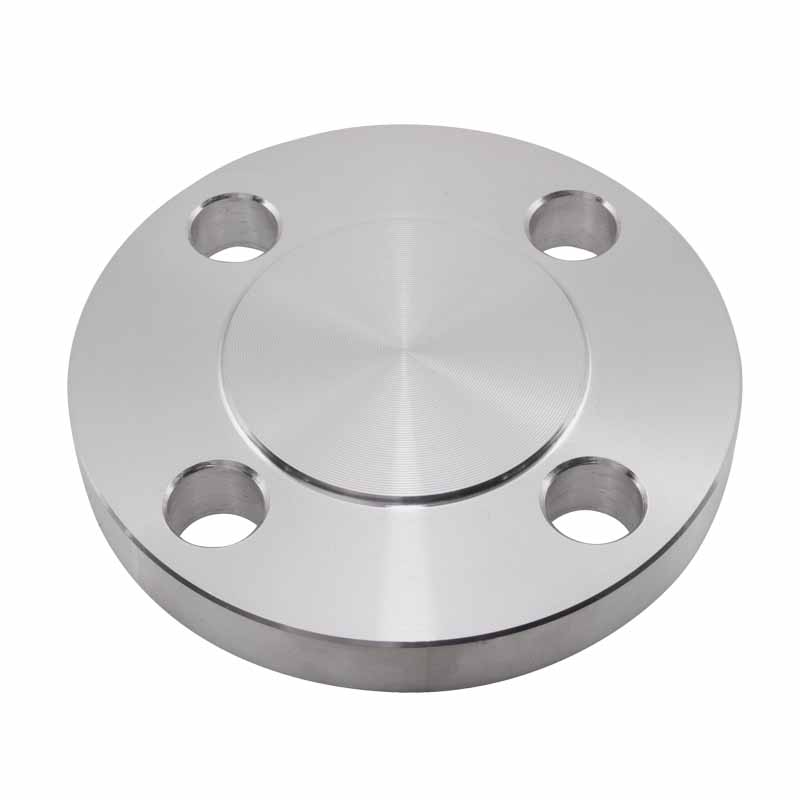 Stainless welded spectacle blind flange