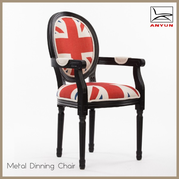 Competitive Price Antiqe Style Indoor Restaurant Wood Chair Supplier