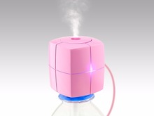 Office home aromatherapy desk usb bottle cap humidifier