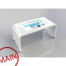 "42"" indoor water proof ir multi touch lcd interactive touch screen table lcd touch game table"
