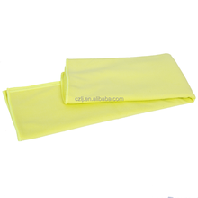 200 gsm elastic band suede travel towels towel