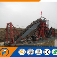 China Dongfang Chain Bucket Gold Dredger&Bucket Wheel Dredger&Chain Bucket Dredger for Sale