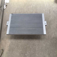 Sumitomo S280 hydraulic oil cooler for excavator
