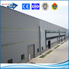 wind resistant steel workshop hangar construction prefabricated steel building