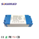 EMC CE 18-24W 350/700mA ultra slim high power factor led driver design