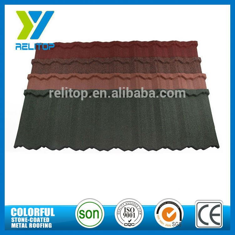 Best Sale Al-Zinc Sand Chip Coated Roofing Products
