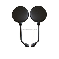 rear view bajaj boxer rearview mirror motorcycle side mirrors