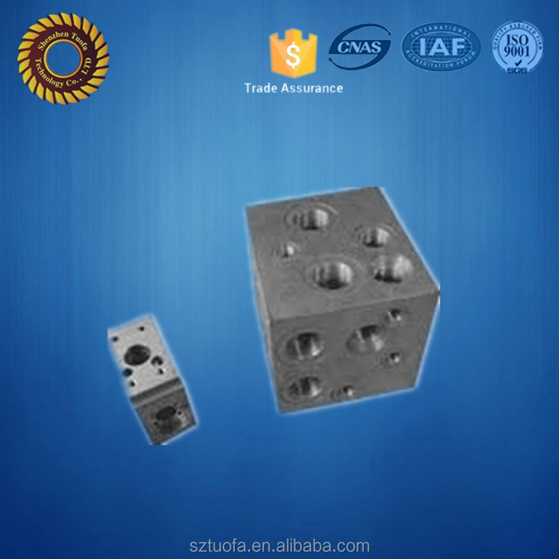 high precision cnc products processing milling service