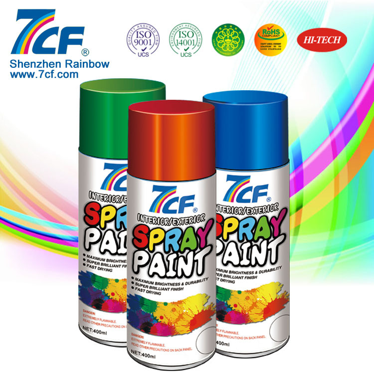 7CF Road Marking Line Spray Paint