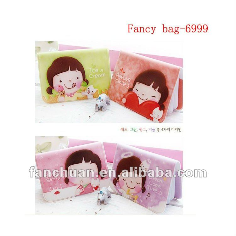 Fashional cute business card holder wholesale