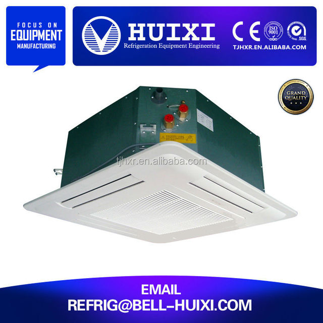 long-lasting ceiling cassette fan coil unit price